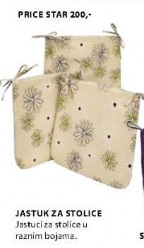 Jastuk za stolice Price Star