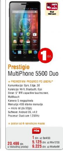 MultiPhone 5500 DUO