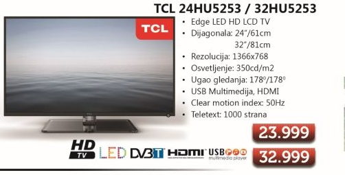 Televizor 24HU5253