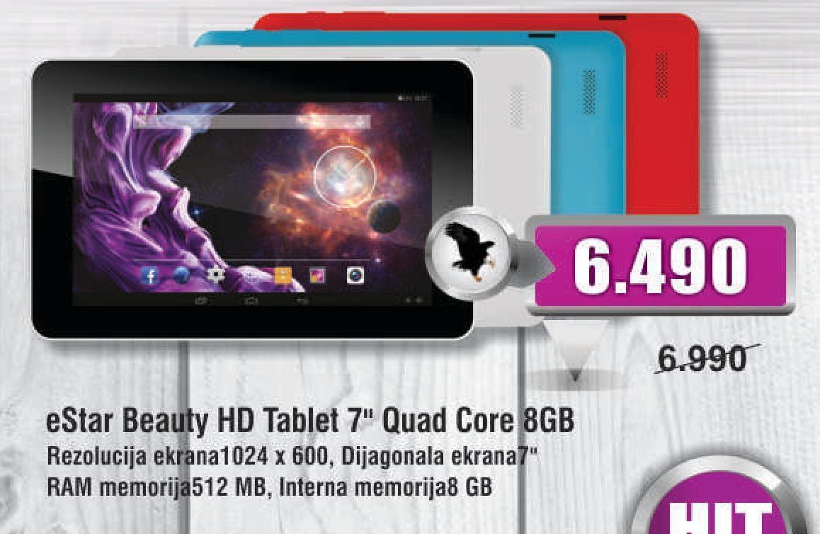 Tablet Beauty HD
