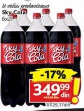 Gazirani sok Sky Cola