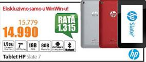 Tablet HP Slate 7 (E0H92AA)