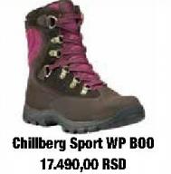 Čizme, Chillberg sport WP B00, Timberland