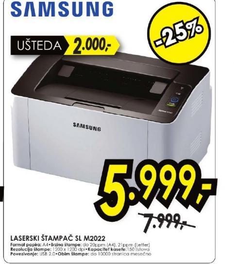 Laserski štampač SL-M2022