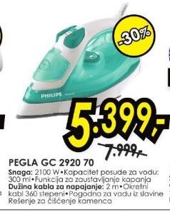 Pegla Gc 2920 70