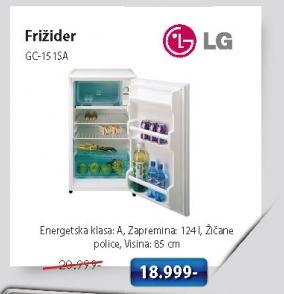 Frižider Gc-151Sa