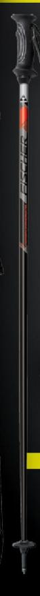 Štapovi za skijanje Performance Black, FISHER