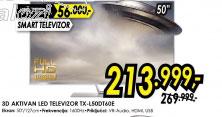 LED LCD 3D televizor TX-L50DT60E
