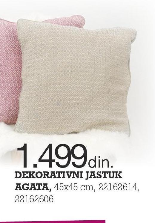 Jastuk dekorativni