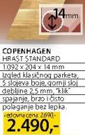 Panelni parket Copenhagen Hrast Standard