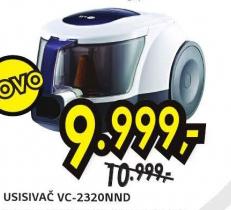 Usisivač VC 2320NND
