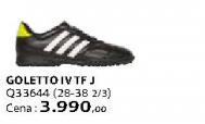 Fudbalske kopačke Goletto  IV TRX TF J