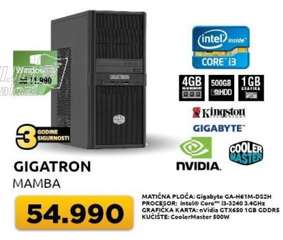 Desktop računar Mamba