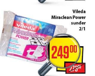 Sunđer za sudove Miraclean Power