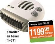 Kalorifer FH-511