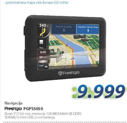 Navigacija PGPS5050