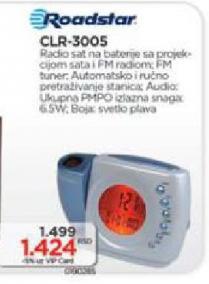 Radio sat CLR-3005