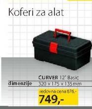 Kofer za alat 12 Basic