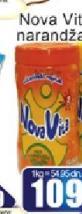 Vitaminski napitak narandža