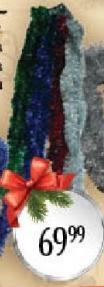 Novogodišnja ukrasna traka