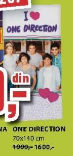 Peškir One Direction