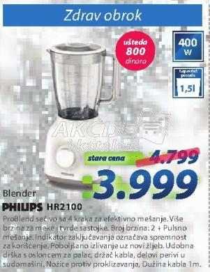 Blender HR2100