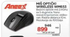 Miš WM653