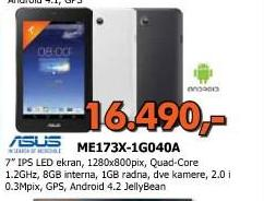 Tablet ME173X-1G040A