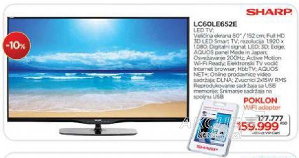 """Televizor LED 60"""" LC60LE652E"""