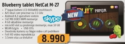 Tablet Netcat M-27