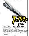 presa za kosu S 9951 E51