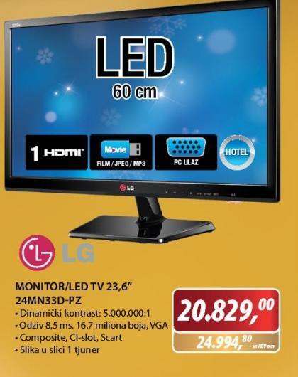 Monitor/Led tv