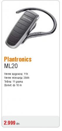 Slušalica ML20