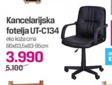 Kancelarijska fotelja UT-C134