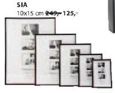 Ram za slike Sia
