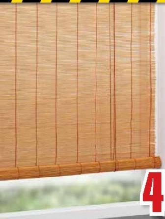 Bambus roletna TINNE