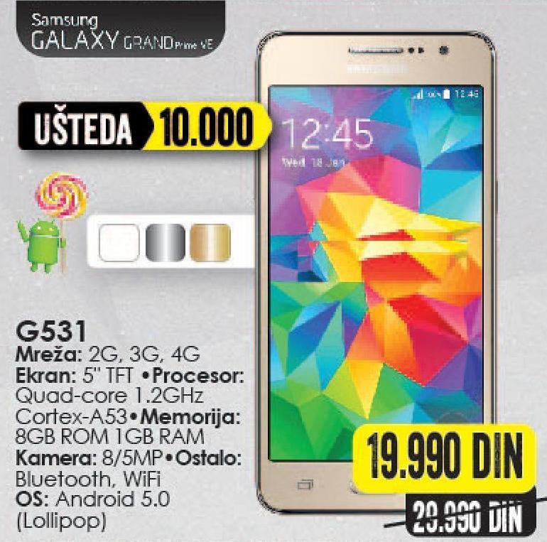 Mobilni telefon Galaxy Grand Prime VE G531
