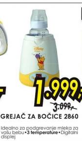 Grejač za bočice 2860