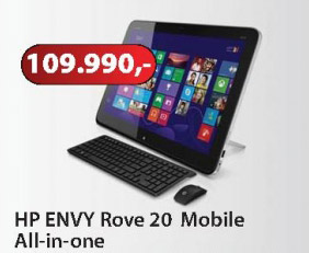 ENVY Rove 20 Mobile All-in-one