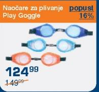 Naočare za plivanje Play Goggle