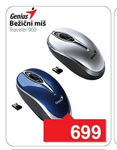 Bežični miš Traveller 900