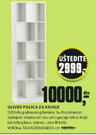 Polica Oliver