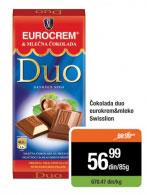 Čokolada Duo