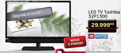 Televizor LED 32P1300