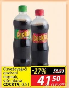 Gazirani sok