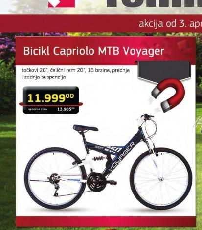 Bicikl MTB Voyager