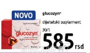 Dijetetski suplement Glucozyn