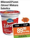 Mileram 22% mm