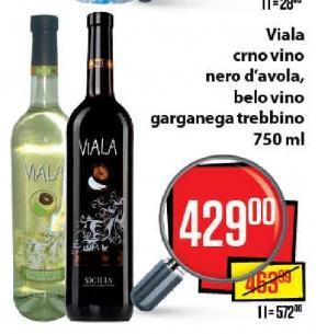 Belo vino Garganega trebbiano