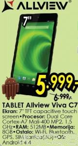 Tablet Viva C7 Allview